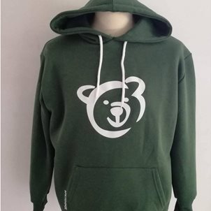 Image of product Adult sweatshirt with hood