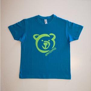 Image of product T-Shirt παιδικό με πολύχρωμη στάμπα