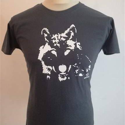 T- shirt Λύκος