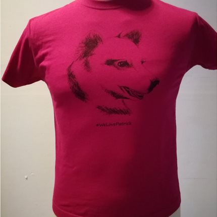 T-shirt Patrick παιδικό