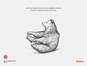 Διεθνής διάκριση για τον ΑΡΚΤΟΥΡΟ και την Isobar. H ιστοσελίδα βραβεύτηκε με Red Dot Award thumb