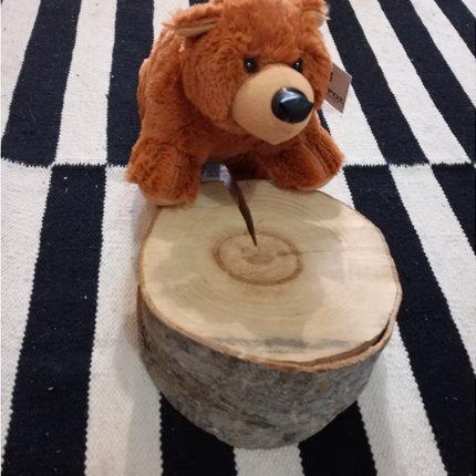 Λούτρινο αρκουδάκι ο ''BRADLEY''