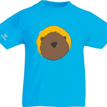 T-shirt Bear Children