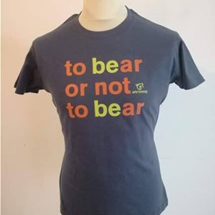 Image of product T-shirt To bear or not to bear