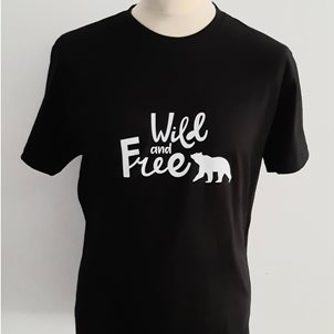 Image of product T-shirt Wild and Free