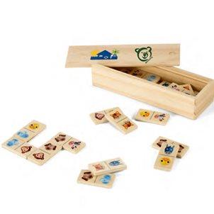 Image of product Ξύλινο Παιχνίδι domino