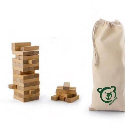Ξύλινο παιχνίδι jenga