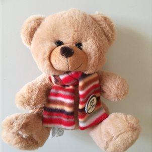 Image of product Λούτρινο αρκουδάκι 20 εκ.